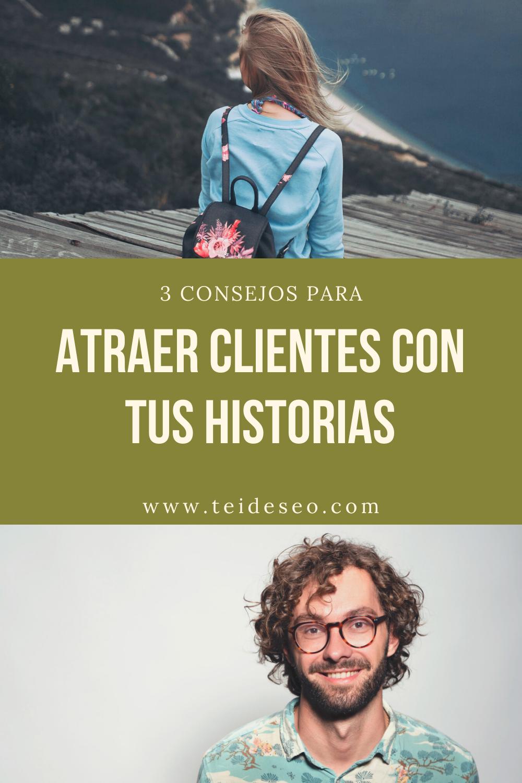 atraer clientes con tus historias