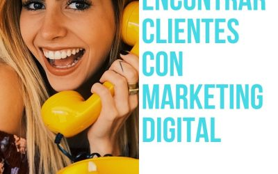 3 consejos para encontrar clientes usando marketing digital DIY