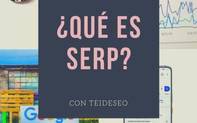 #jergaTecnológica: ¿Qué es la SERP?