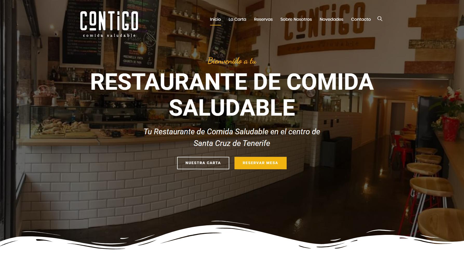 diseño web tenerife teideseo