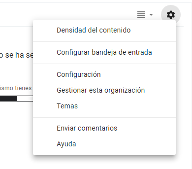 Añadir una cuenta nueva a mi cuenta de gmail