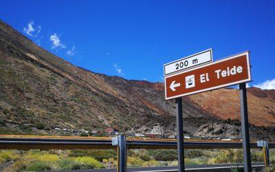 El parque nacional del Teide. Cómo Tenerife lo publicita
