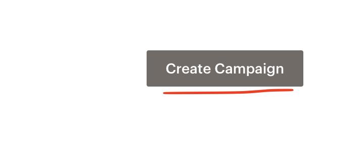crear campaña mailchimp newsletter