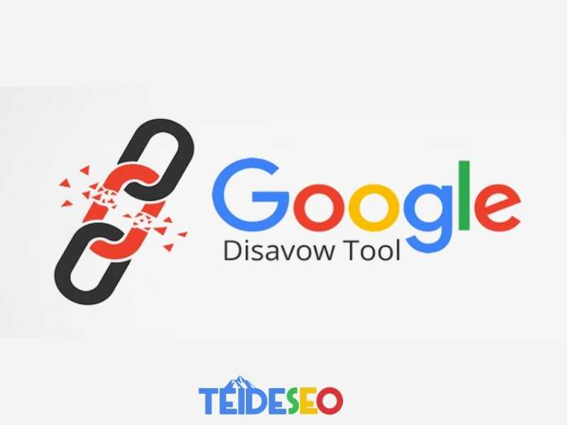 disavow tool
