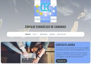 webs para organizaciones