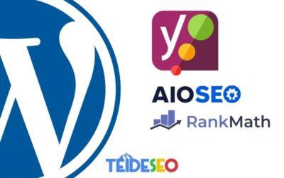 Los mejores plugins y herramientas SEO en WordPress