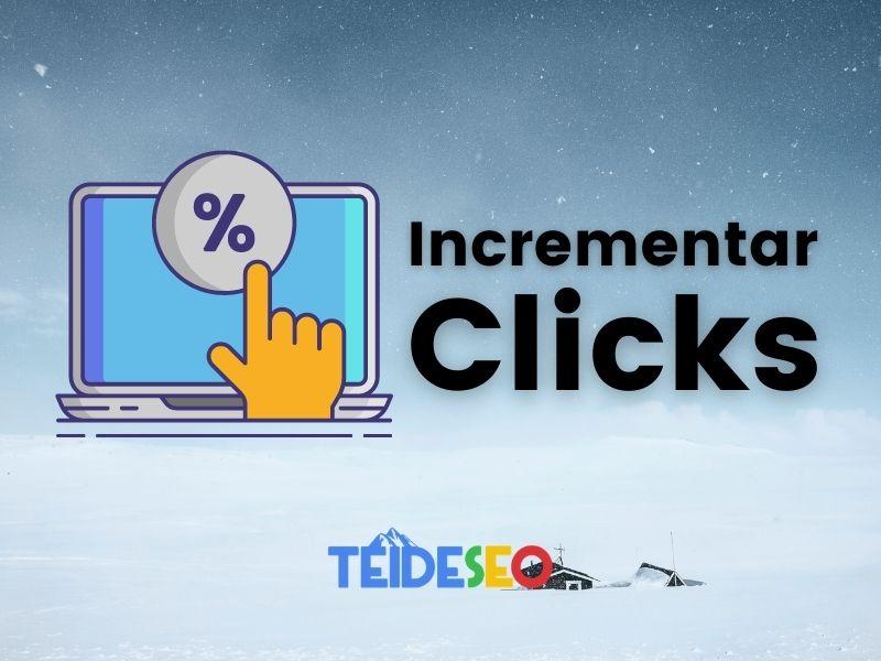 incrementar clicks seo