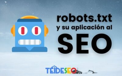 Robots.txt y su aplicación al SEO