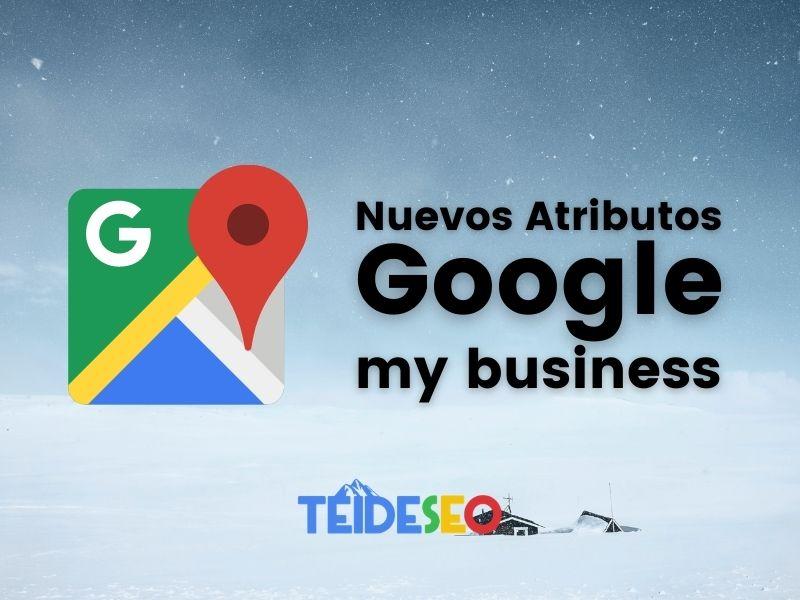 atributos google my business