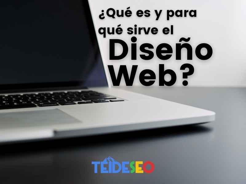 para qué sirve el diseño web