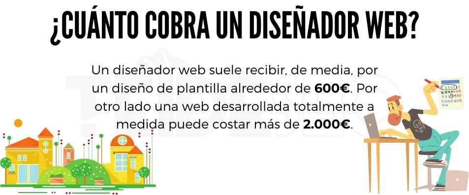 precio diseñador web tenerife