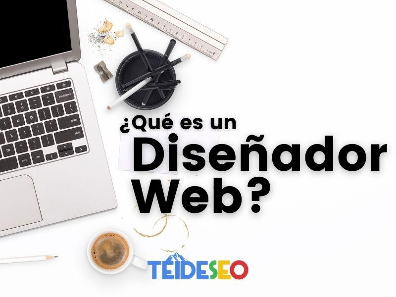 qué es un diseñador web