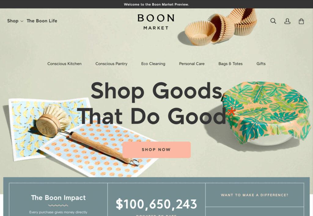 boom market diseño web