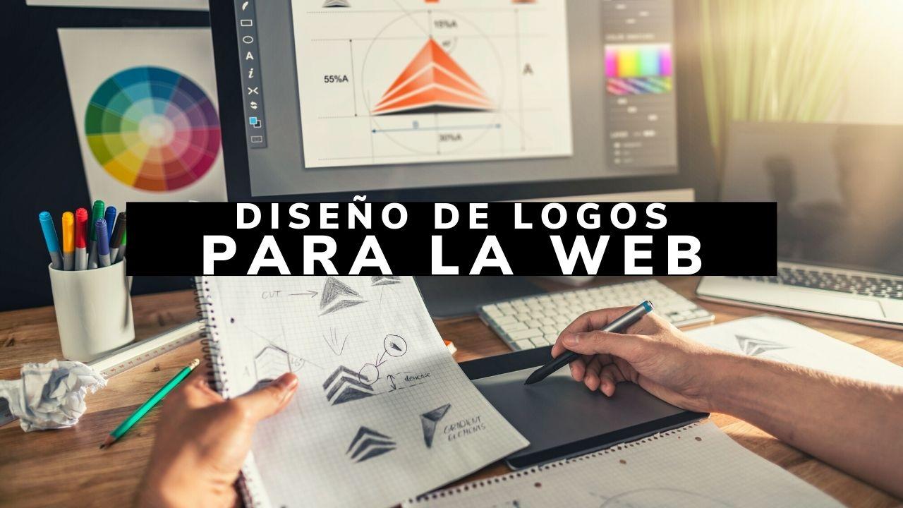 diseño de logos para web