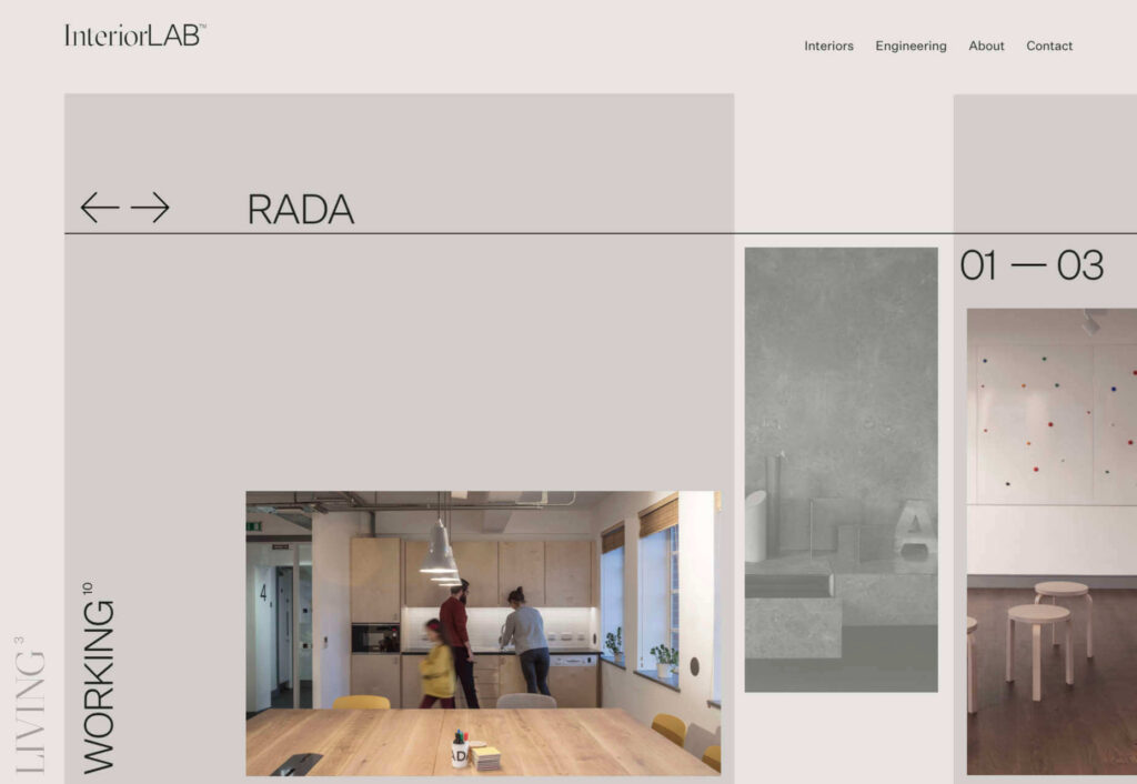 interiorlab diseño web