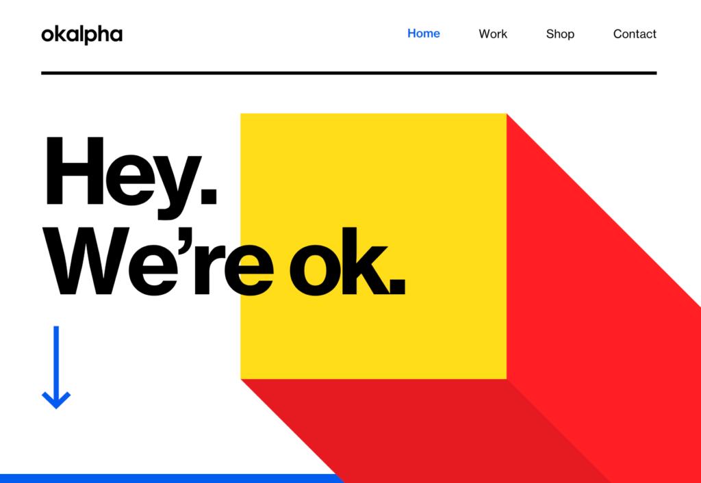 paralaje web