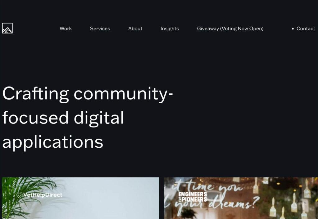 diseño web sin imagenes
